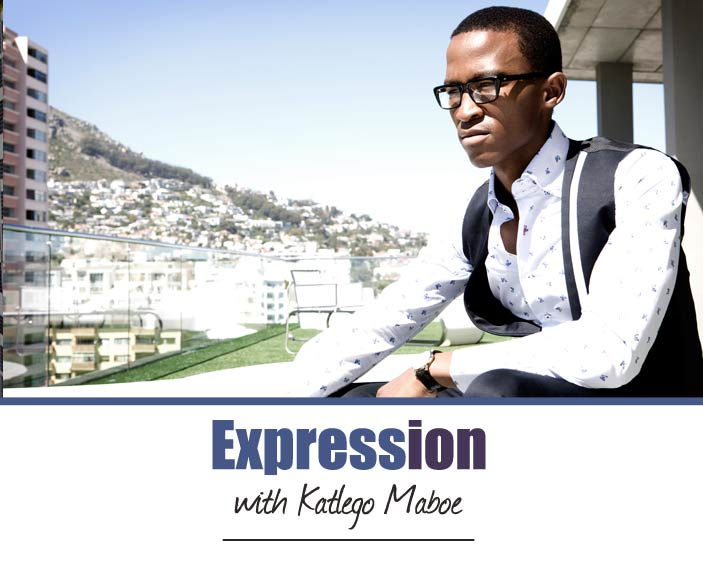 Expresso presenter Katlego Maboe shares his view on his Hublot Replica blog