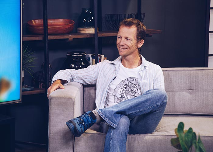 Triggerfish Head of Production Mike Buckland Expresso Show GUNTHER SCHUBERT