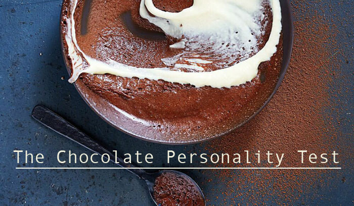 The Chocolate Personality Test