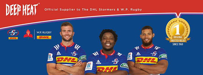 Deep Heat Stormers on Expresso