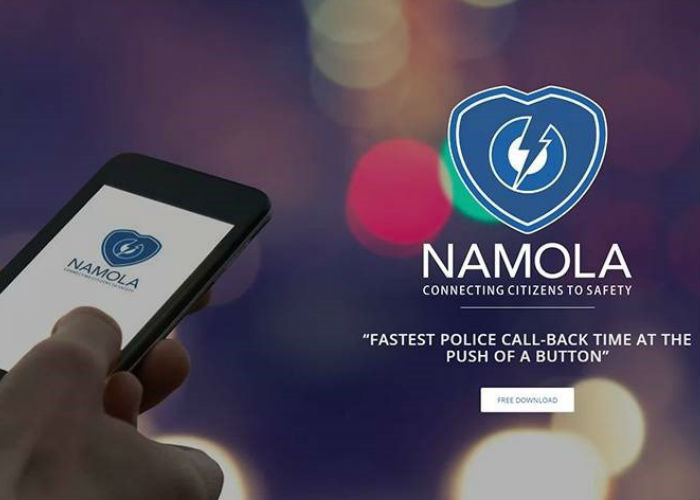 Introducing Namola App nationwide