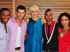 Expresso presenters and guest